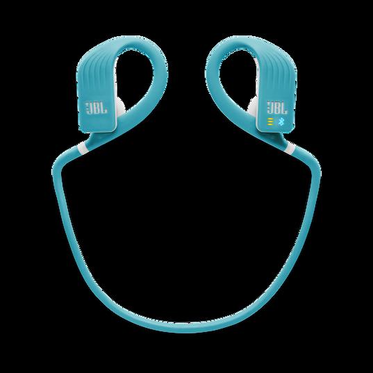 JBL Endurance DIVE - Teal - Waterproof Wireless In-Ear Sport Headphones with MP3 Player - Detailshot 3