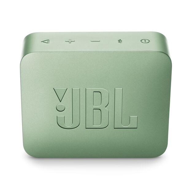 JBL GO 2 - Seafoam Mint - Portable Bluetooth speaker - Back