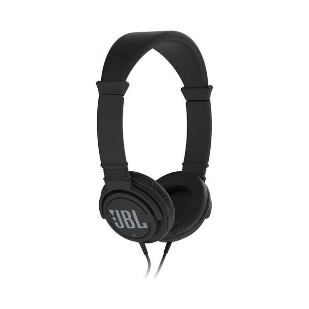 C300SI - Black - On-Ear Headphones - Hero
