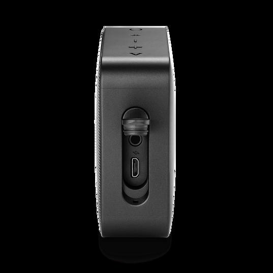 JBL GO 2 - Black - Portable Bluetooth speaker - Detailshot 4