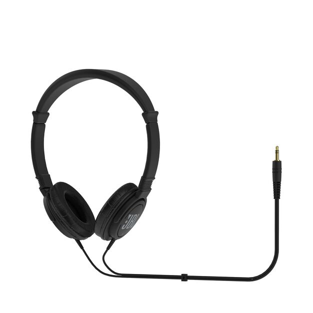 C300SI - Black - On-Ear Headphones - Front