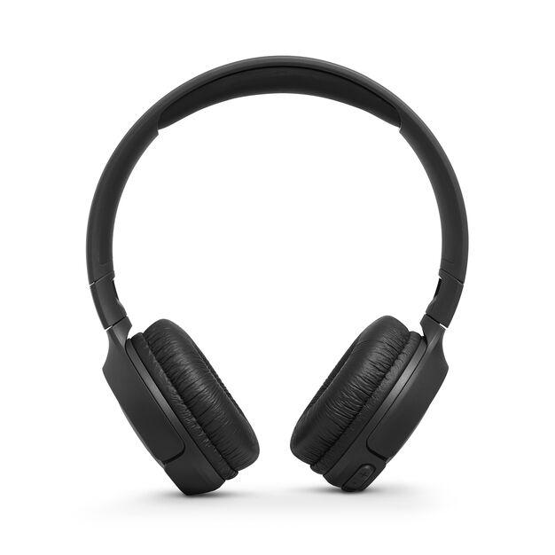 JBL TUNE 500BT - Black - Wireless on-ear headphones - Front
