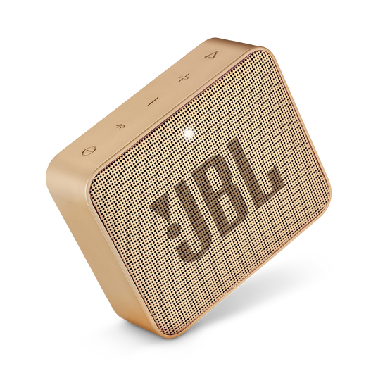 JBL GO 2 - Champagne - Portable Bluetooth speaker - Detailshot 1