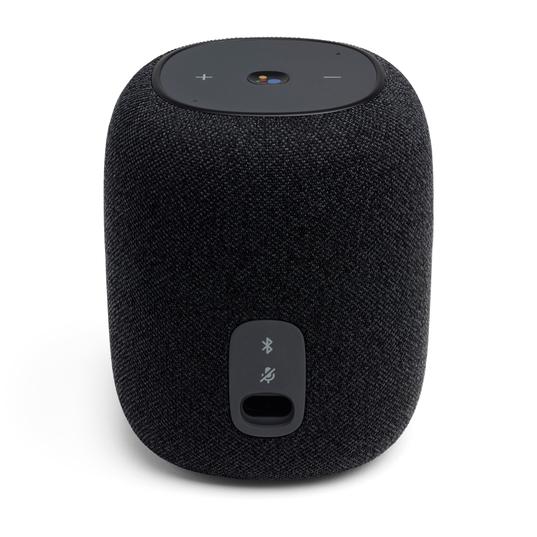 JBL Link Music - Black - Wi-Fi speaker - Back
