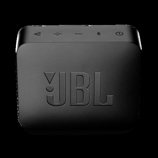 JBL GO 2 - Black - Portable Bluetooth speaker - Back