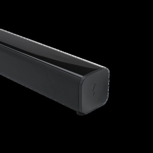 JBL Cinema SB160 - Black - 2.1 Channel soundbar with wireless subwoofer - Left