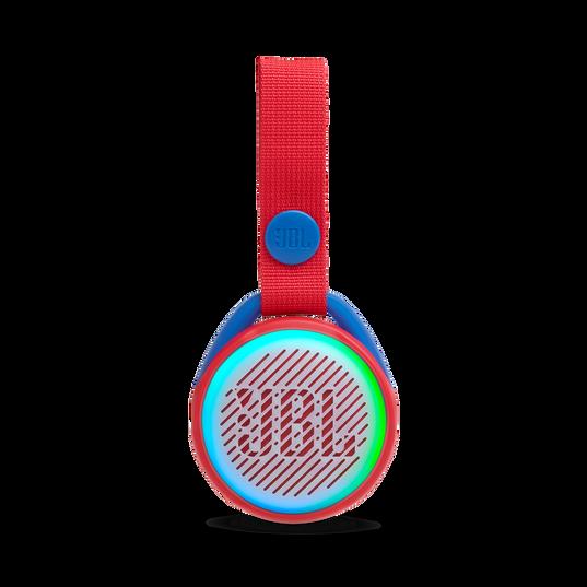 JBL JR POP - Apple Red - Portable speaker for kids - Front