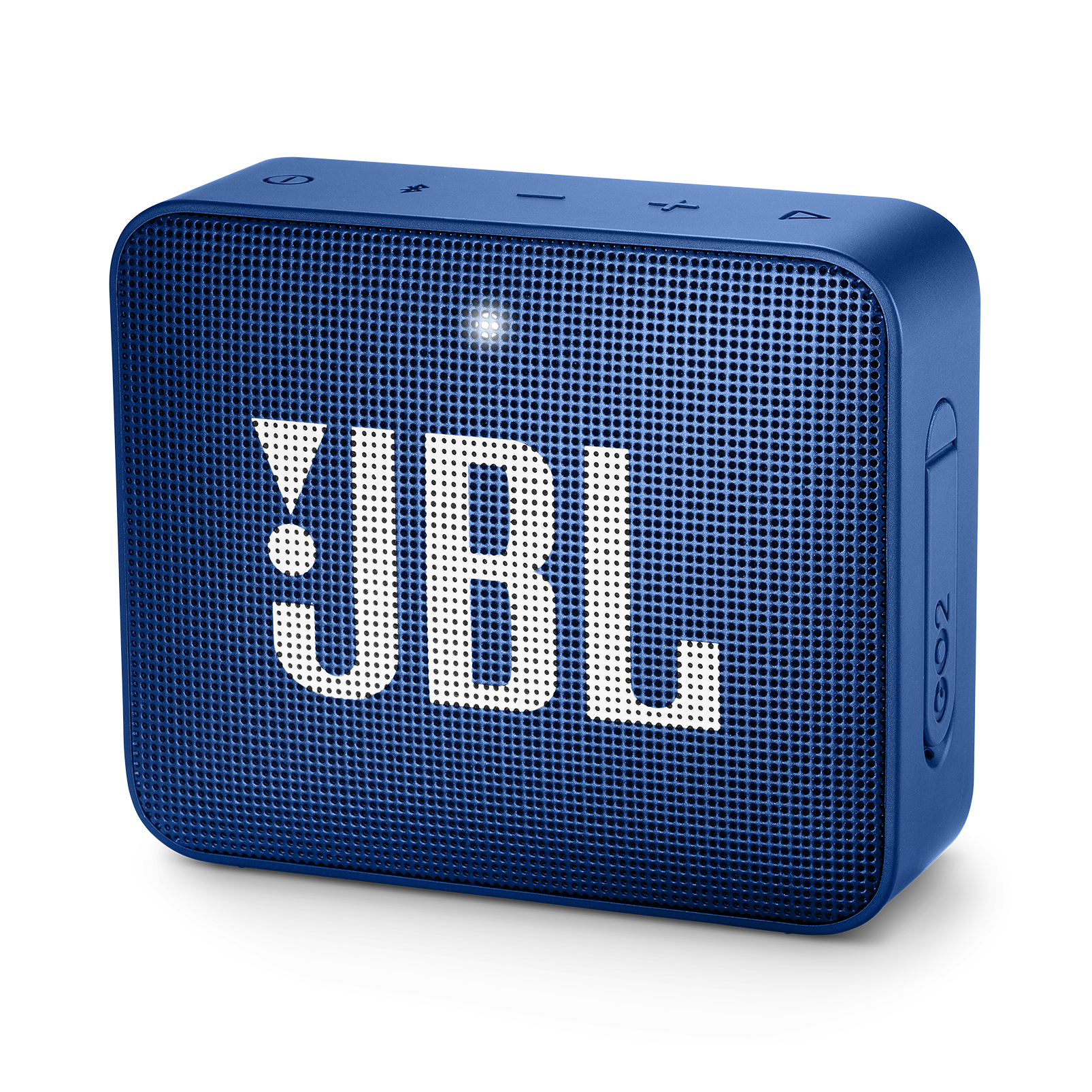 JBL GO 2 - Blue - Portable Bluetooth speaker - Hero